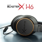 In arrivo Sound BlasterX H6: le cuffie gaming di Creative per PC, PS4 e Nintendo Switch