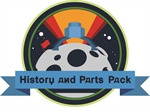 Il DLC History and Parts Pack è ora disponibile su console per Kerbal Space Program: Enhanced Edition