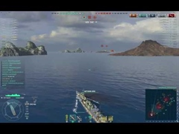 World of Warships - Fubuki Battle